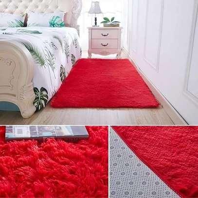 Fluffy 3x6 Bedside Carpets image 1