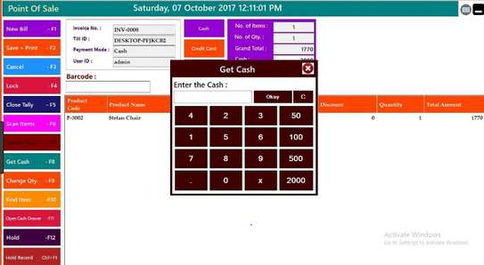 Best Pos Point of sale software with inventory stock control modules