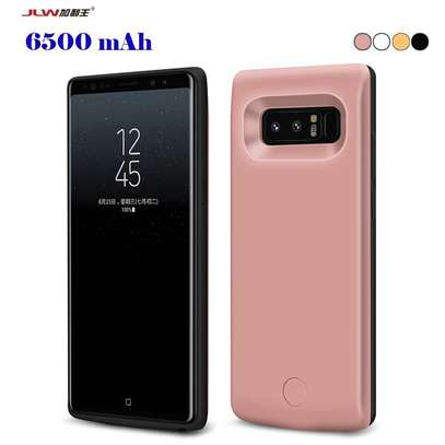 JLW 6500mAh Battery Case Cover Powercase Charger For Samsung Galaxy Note 8 image 2