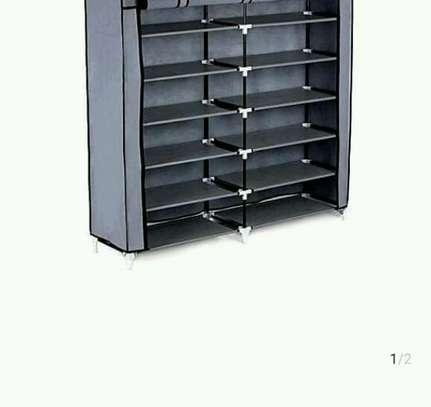 Portable shoerack image 5