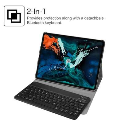 """Smart Wireless Bluetooth Keyboard with Stand Case Cover For Apple iPad Pro 12.9"""" image 11"""