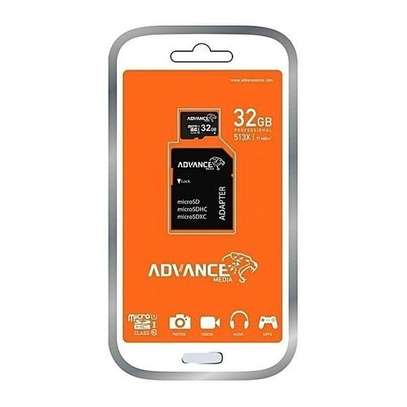 Advance Micro SD Card 32GB.
