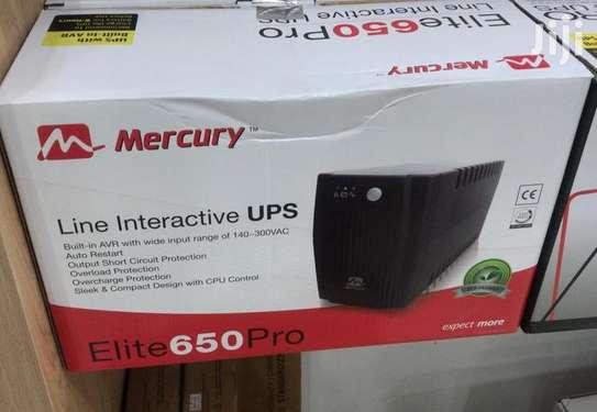 MERCURY 650va UPS image 1