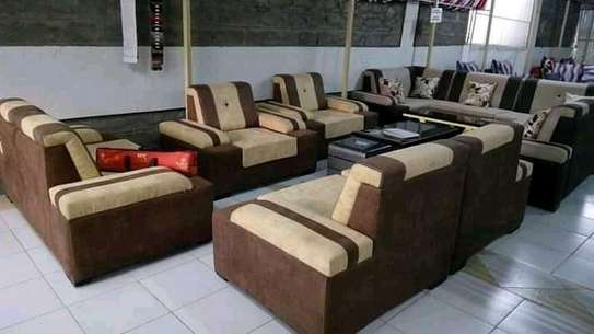 7 seater suede sofas image 3