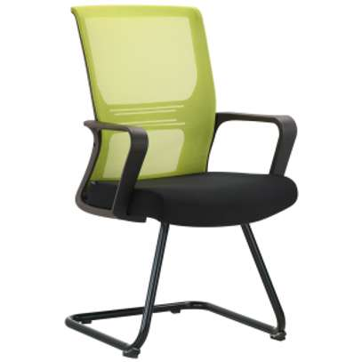Jeremy Cantilever Office Visitor Chair image 4