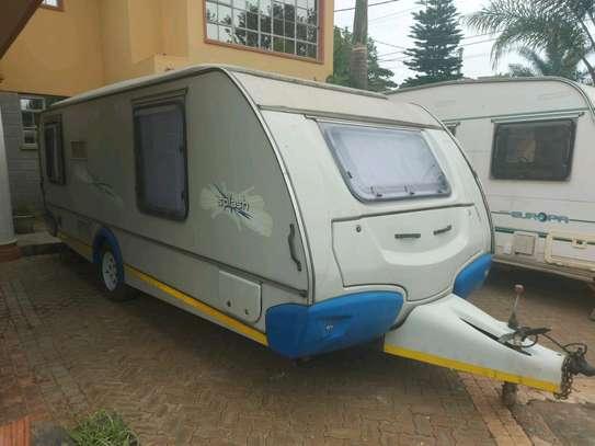 Camping caravan image 1