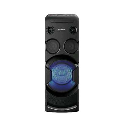 Sony MHC-V44D Hi-Fi System High Power Home Audio System Bluetooth with DVD image 1