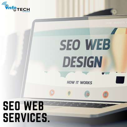 Search Engine Optimization (SEO) Web Design, Analysis & Services image 1