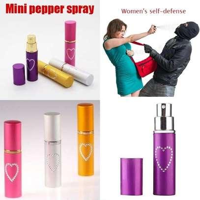 Lipstick self defence OC pepper spray aerosol spray