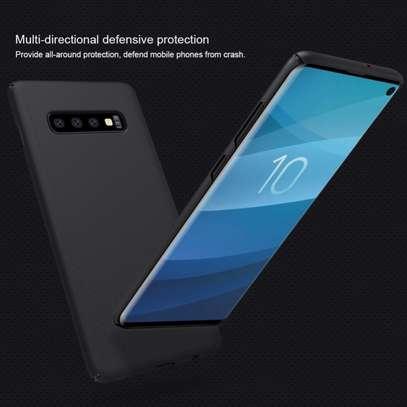 Nillkin Super Frosted Shield Matte cover case for Samsung Galaxy S10 S10e S10 Plus image 5