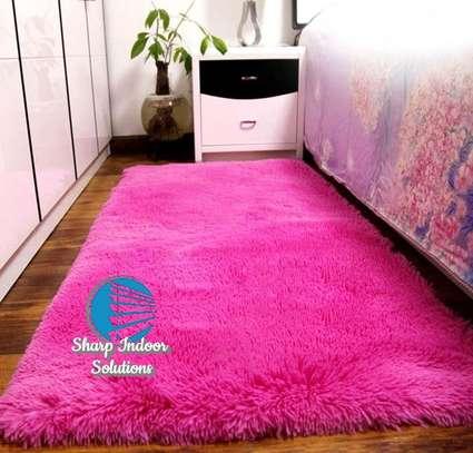 fluffy bedside rugs image 3