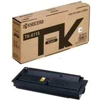 ORIGINAL TK 6115 KYOCERA TONERS image 1