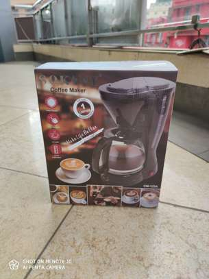 Unique Coffee maker image 1
