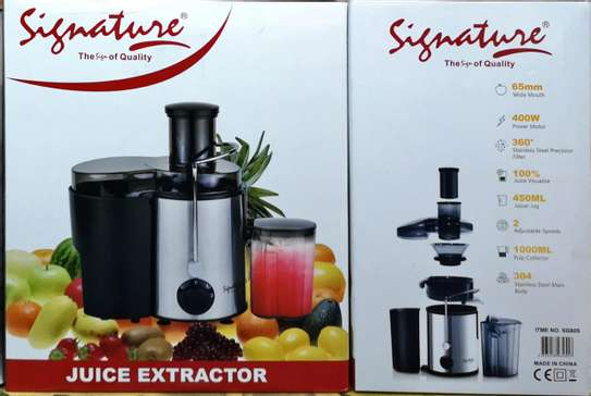 signature juice extractor image 1