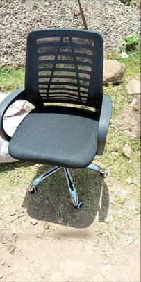 Gaming mesh chair image 1