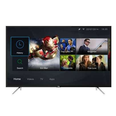 TCL 50 inch digital smart android tvs image 1