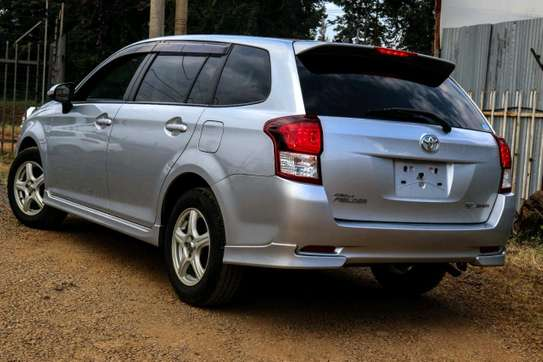 Toyota wish Aerotourer G-grade