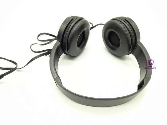 Lelisu LS-813 Stereo Hi-Fi Corded Headphones with Microphone image 1