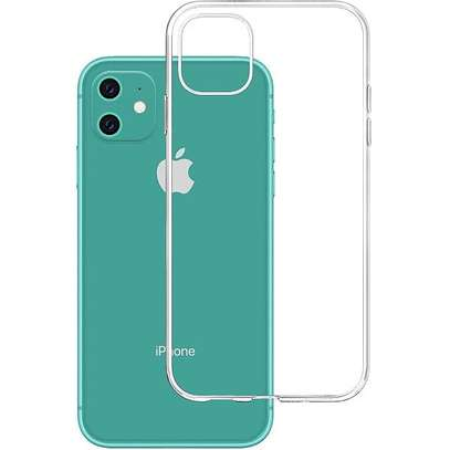 CLEAR SOFT CASE BACKCOVER IPHONE-ULTIMATE TECH image 2