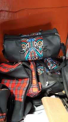 Traveling tribal bag pack image 8