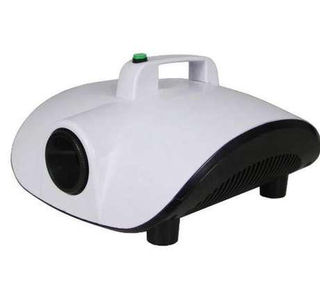 Atomizing Disinfection Smoke Fog Machine  Machine image 2