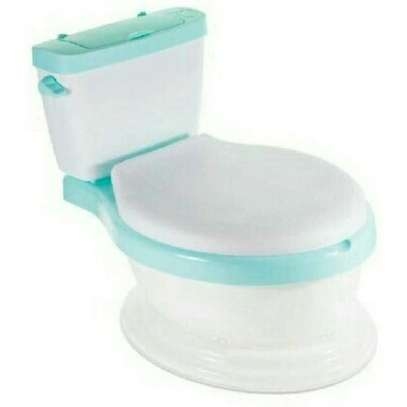 cute an d comfy Toilet Training Potty Seat For Kids image 1