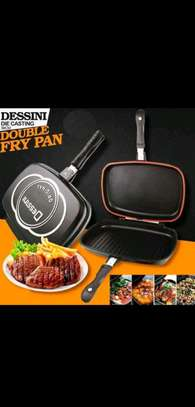 Dessini Double Sided Grill Pan image 1