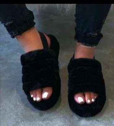 Ladies warm sandles image 3