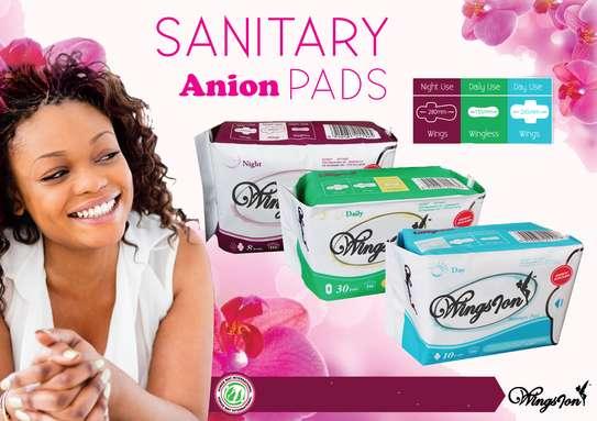 Anion/Wingsion Sanitary Napkins/Pads image 3