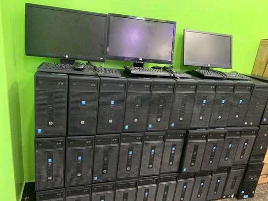 COMPLETE HP pro 280G1 COMPUTER DESKTOP image 3