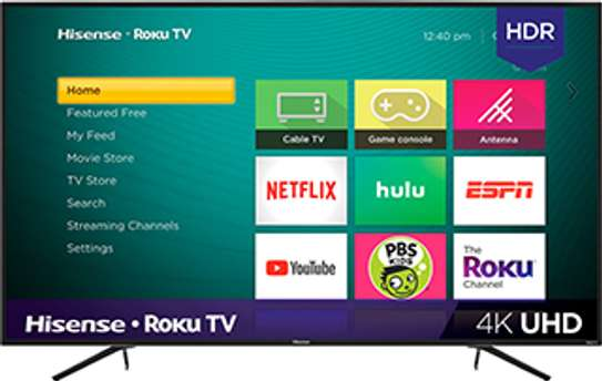 Hisense 55 inches smart android tv image 1