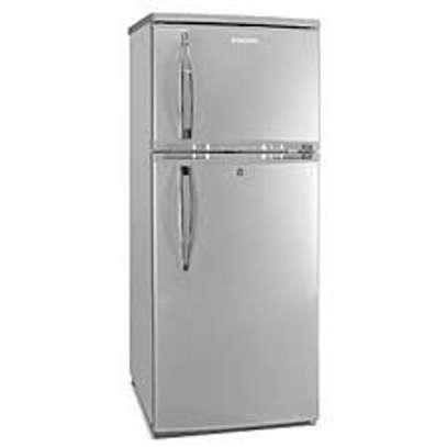 Bruhm BFD 200MD - Double Door Refrigerator, 220L image 1