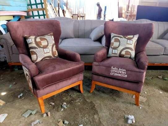 One seater sofas/modern sofas image 2