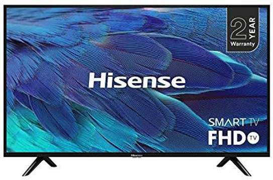 55 inch hisence smart  TV 4k image 1