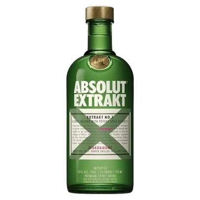 Absolut Extrakt Vodka - 750ml image 1