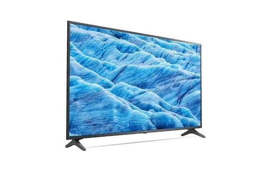 LG 55UM7340, 55'', Smart Ultra HD 4K LED TV - Black image 1