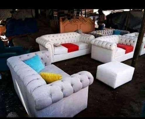 Chesterfield Sofa Set( 7Seater) image 1