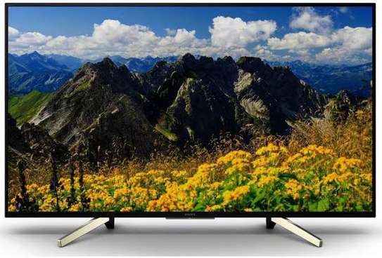Sony 55 inch digital smart 4k android X7500 image 1