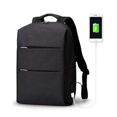 Antitheft Bags With Password Lock And Charging Port
