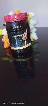Pure raw honey image 3