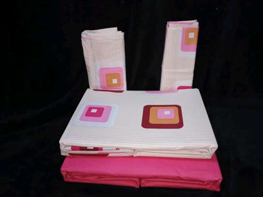 Cotton bedsheets 6*6 image 4