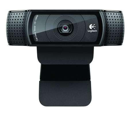 Logitech C920 HD Pro Webcam for Desktop and Laptop image 1