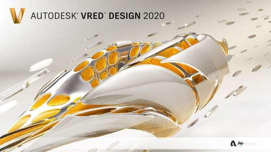 Autodesk VRED Professional 2021 image 1