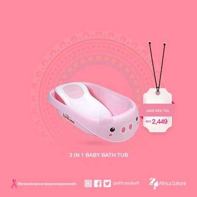 2 in 1 Baby Bath Tub image 1