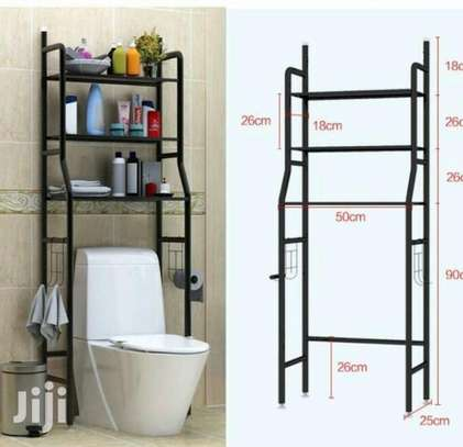 TOILET STAND RACK image 2