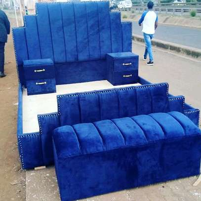 mattress+bed image 1