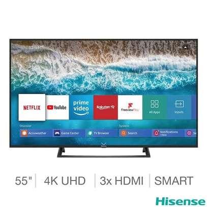 Hisense 55 inch – Smart Ultra HD 4K LED TV image 1