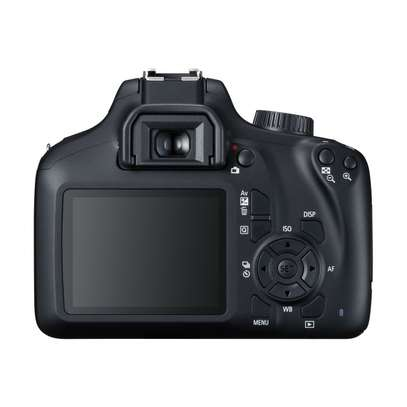 Canon EOS 4000D 18MP Wi-Fi With 18-55 Lens image 4