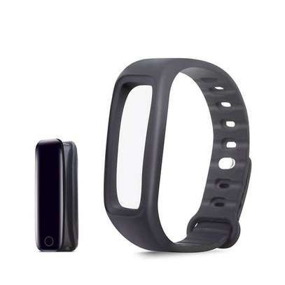 H30 - Smart Bracelet Anti-lost Sleeping Track Heart Rate Monitor Designed For Android/IOS - Black image 2