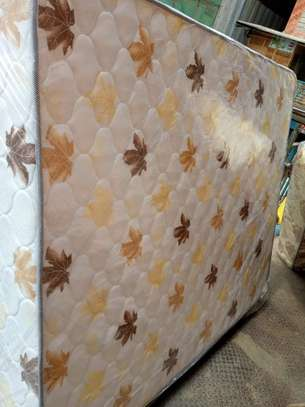 10inch thick King Size (6 by 6) Heavy Duty Quilted Mattresses. Free Home delivery. image 3